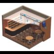Kültéri radiális ventilátor VIT 100