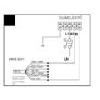 Elektromos fűtő Hővisszanyerős rendszerhez 125 mm 500 W