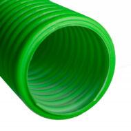Antisztatikus antibakteriális flexibilis cső Ø 75mm 1 m