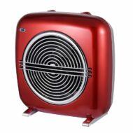 ARDES 4F07R Vintage ventilátoros hősugárzó IP21 védelemmel