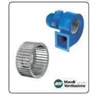 Centrifugál ventilátor 230V. Marelli BA 602