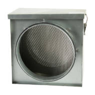 Zsírszűrő és olaj leválasztó doboz légcsatornába ∅ 250