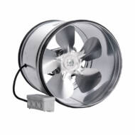 Fém csőventilátor VPI 250 mm
