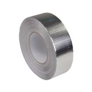 Alumínium ragasztószalag 90 ° C-ig megerősítve, 50 m