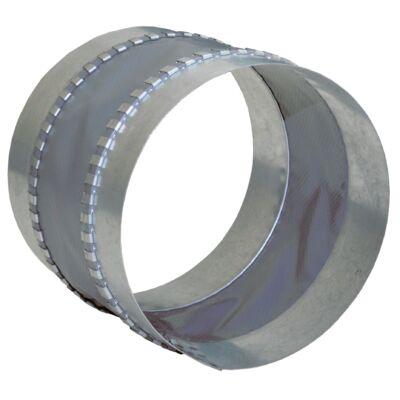 Rezgéscsillapító toldóidom 100 mm