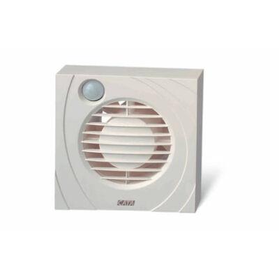 Fürdőszobai ventilátor Cata B-10 PIR 100mm, mozgásérzékelővel, időzítővel