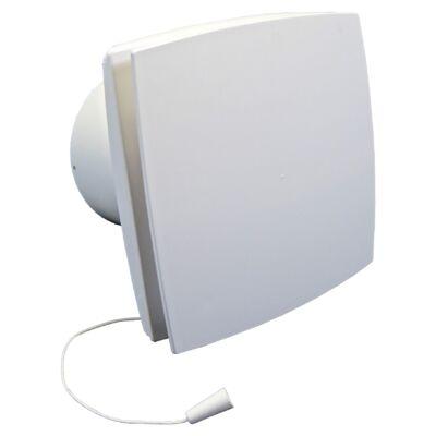 Fürdőszoba ventilátor húzókapcsolóval Dalap 100 BFL