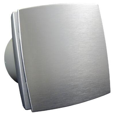 Fürdőszoba ventilátor Dalap 100 BF ezüst színű, emelt teljesítménnyel