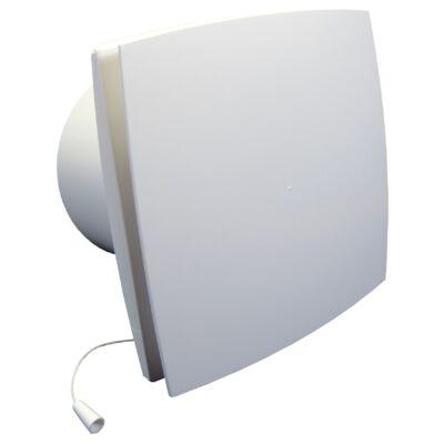 Fürdőszoba ventilátor húzókapcsolóval Dalap 150 BFL