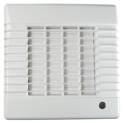 Fürdőszoba ventilátor Dalap 125 LV, emelt teljesítménnyel