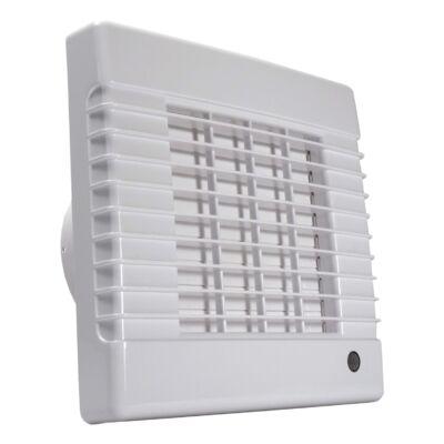 Fürdőszoba ventilátor Dalap 100 LVZ időzítővel, zsaluval