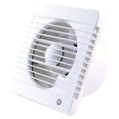 Fürdőszobai ventilátor 100 GRACE Highpress  magasnyomás, időzítő, páraérzékelő