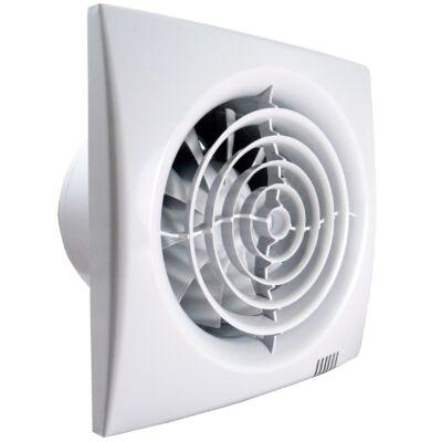 Csendes fürdőszoba ventilátor időzítővel, páraérzékelővel DALAP 100 NOMIA ZW