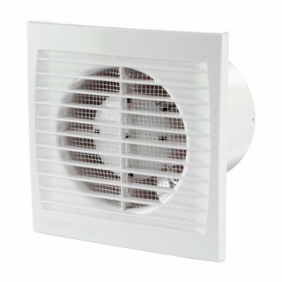 Fürdőszoba ventilátor Dalap 100 PT emelt teljesítménnyel