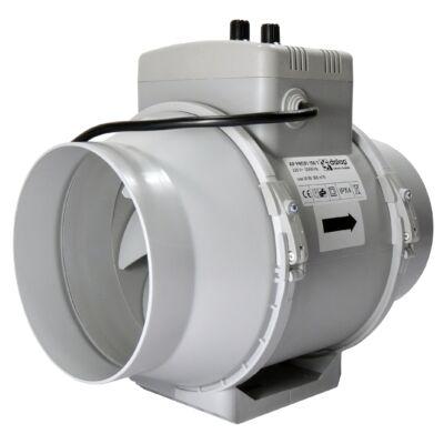 Profi Csőventilátor Dalap AP 125 T termosztáttal, emelt teljesítménnyel