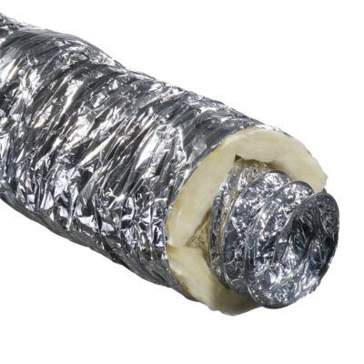 Flexibilis csővezeték szigeteléssel 127mm/10m