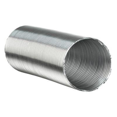 Alumínium flexibilis szellőzőcső Ø125/1m