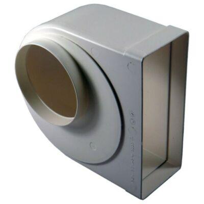 90° átalakító 220x90mm - Ø125mm