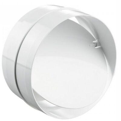 Belső toldó visszacsapó szeleppel  Ø150mm