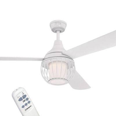 Mennyezeti ventilátor Westinghouse Graham távirányítású, fehér