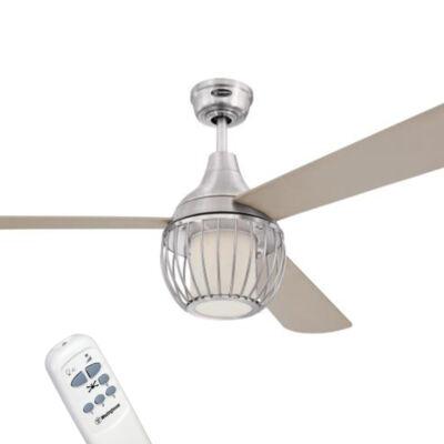 Mennyezeti ventilátor Westinghouse Graham távirányítású, titán