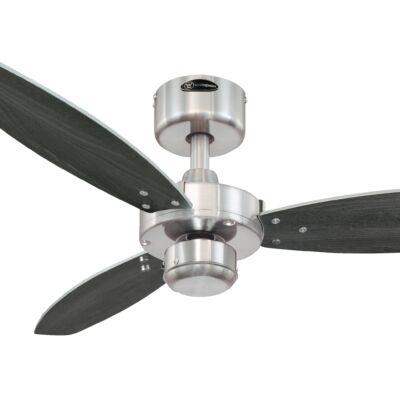 Westinghouse Jet I mennyezeti ventilátor ezüst, wenge