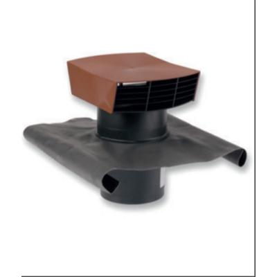 PVC tetősapka cserépvörös NA150