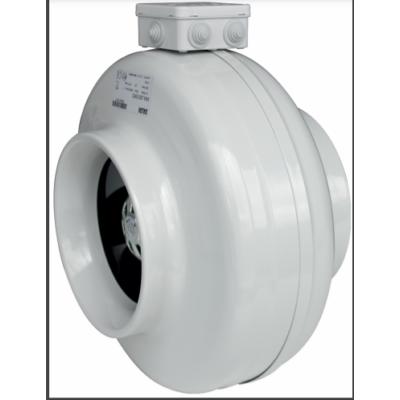 Cairox BCS-ECP • Fémházas csőventilátor EC-motorral 125