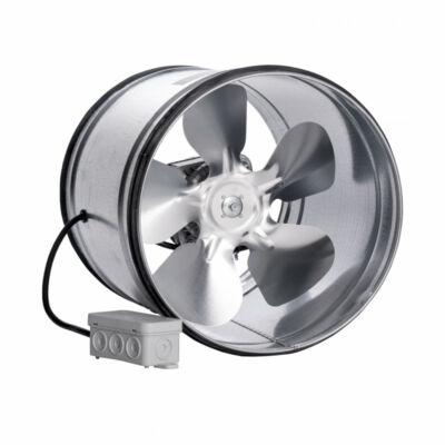 Fém csőventilátor VPI 160 mm