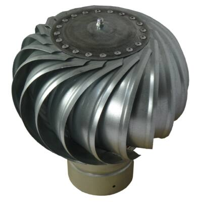 Forgó huzatfokozó turbina Dalap DORN 100