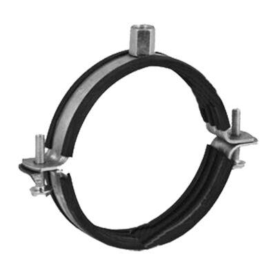 Gumis bilincs légtechnikai csővezetékhez Ø 100 mm
