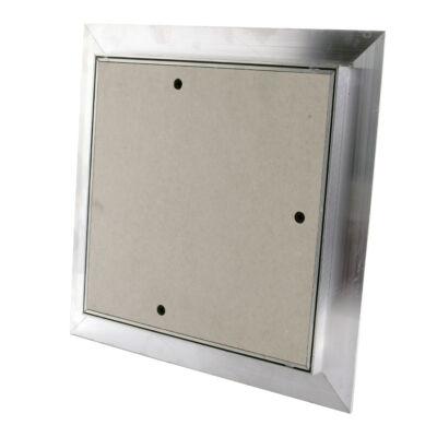 Porálló gipszkarton betétes szerelőajtó 600x600 mm
